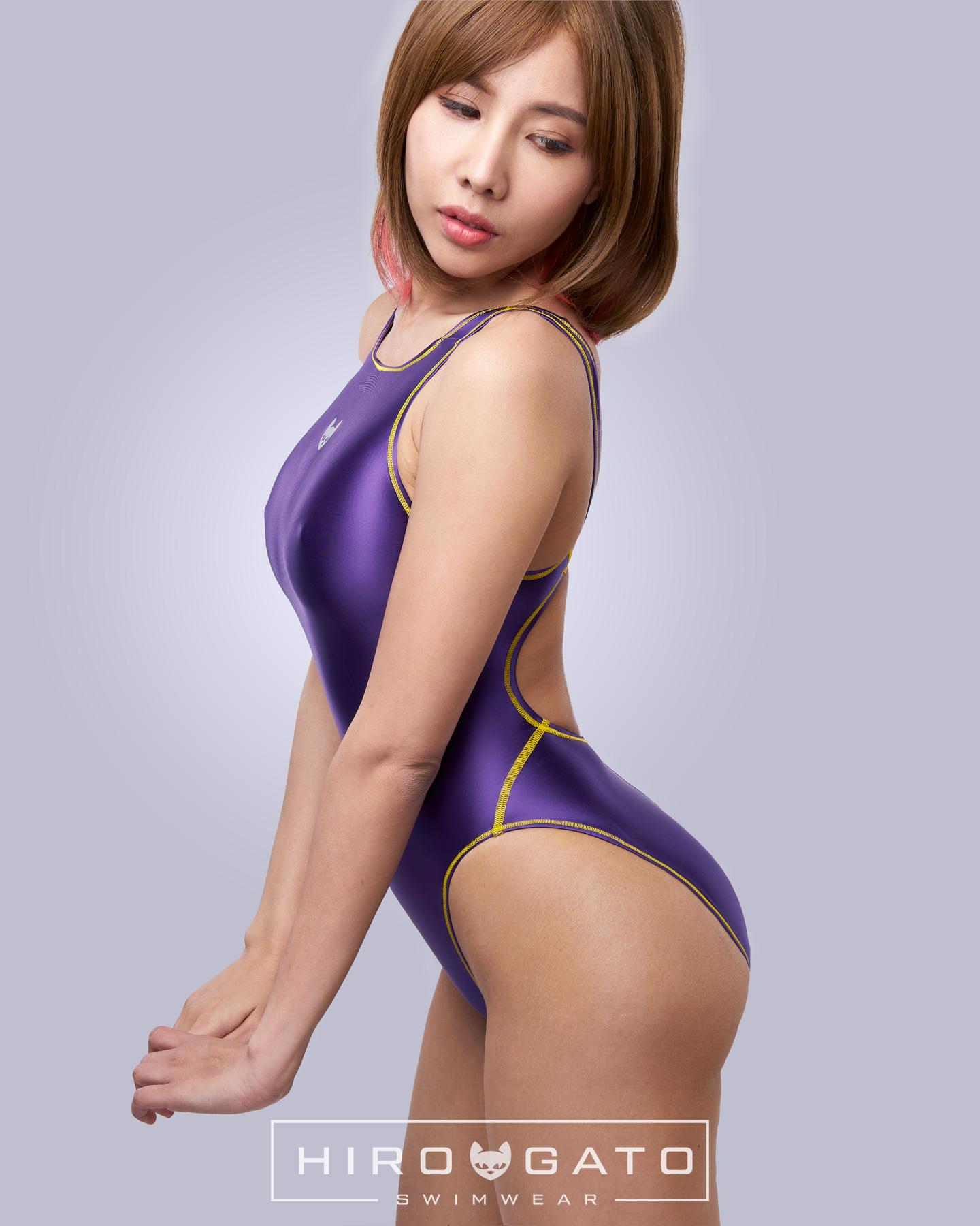 Swimsuit Purple