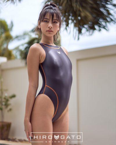 Swimsuit Anthracite